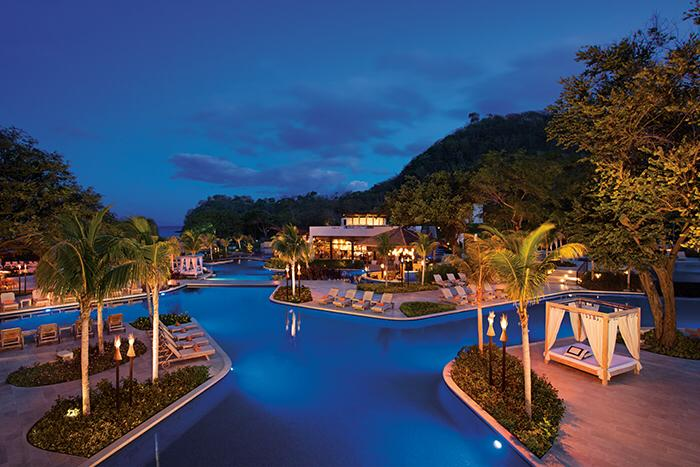 Dreams Las Mareas, un Hotel que cumple con las expectativas del turista más exigente.
