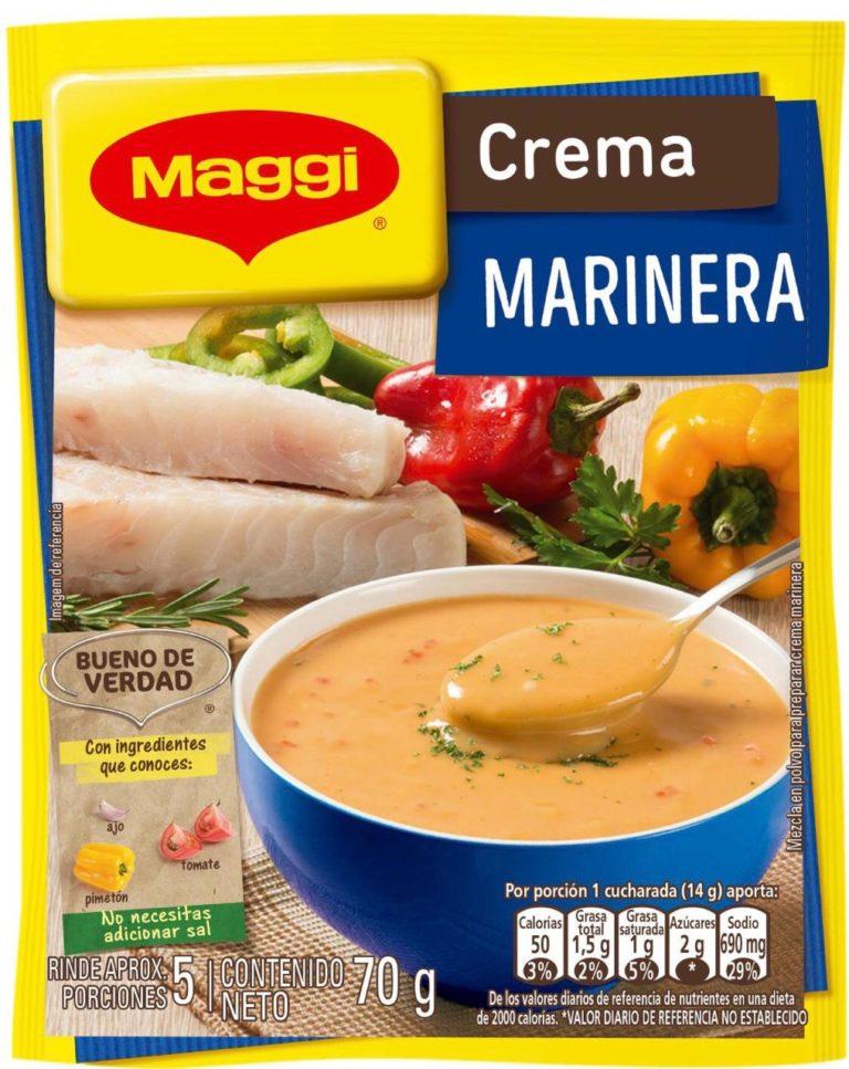 Llega a Costa Rica la nueva Crema Marinera Maggi®