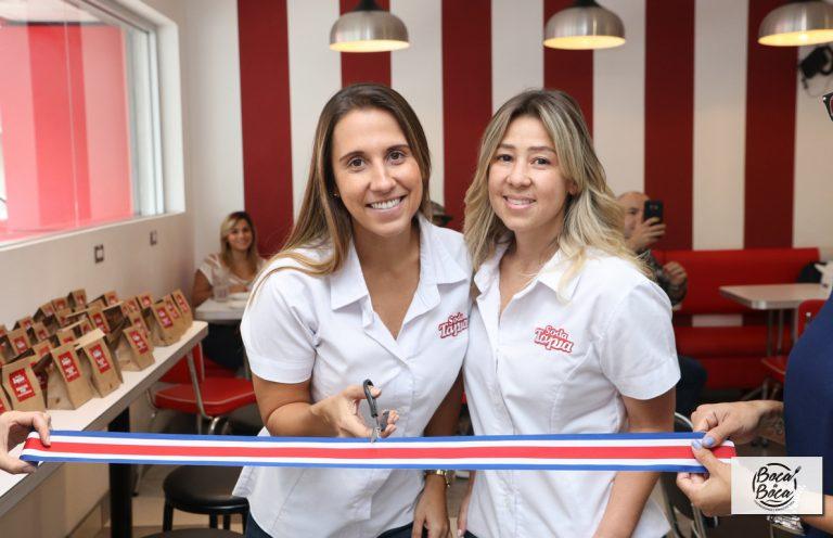 Soda Tapia inaugura un nuevo local en Avenida 1