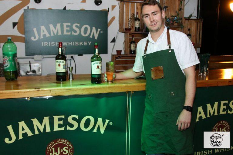 Jameson, whiskey irlandés de 200 años presenta a su Embajador de Marca para Latinoamérica.