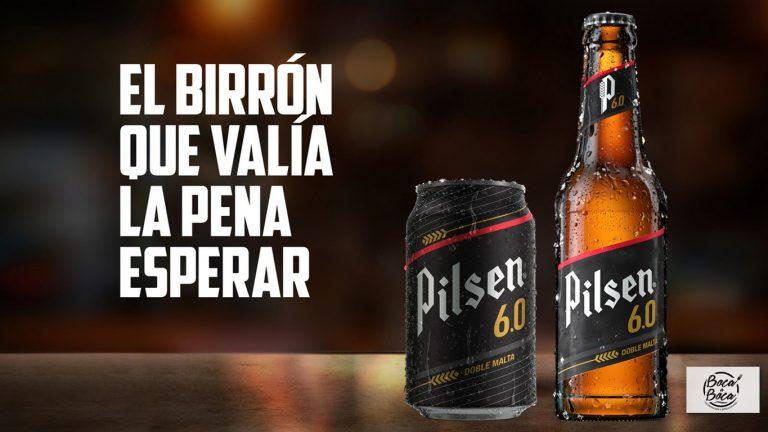 """Regresa Pilsen 6.0, el """"birrón"""" que valía la pena esperar"""