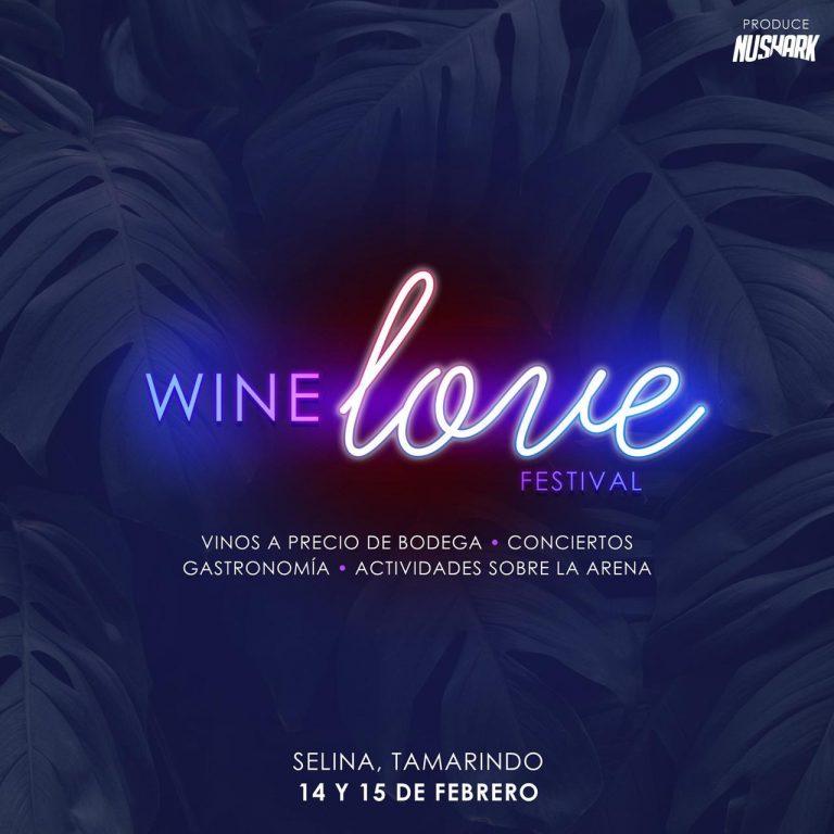 Wine Love Festival llegará a Tamarindo para celebrar el Día del Amor en la playa