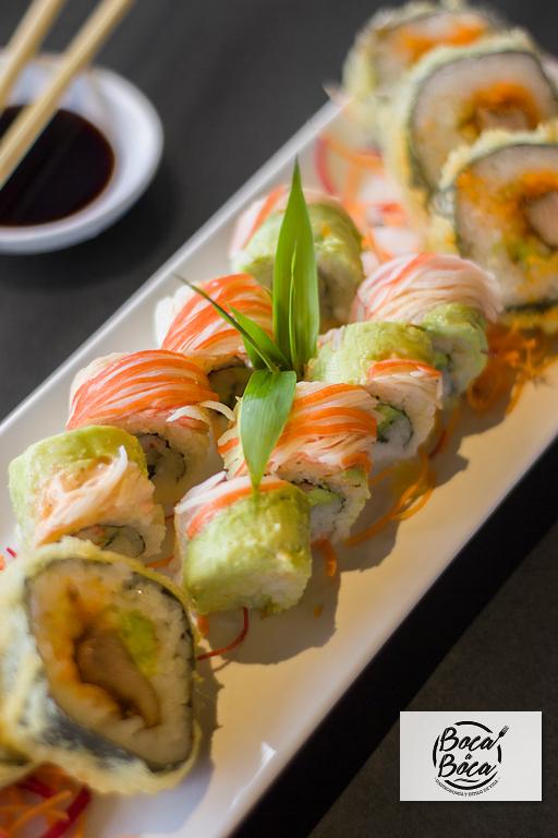 Conozca las promociones diarias que ofrece el restaurante Tsunami Sushi