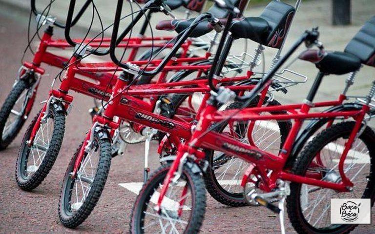 Exposición de legendarias bicicletas antiguas de Costa Rica llega al Mall San Pedro