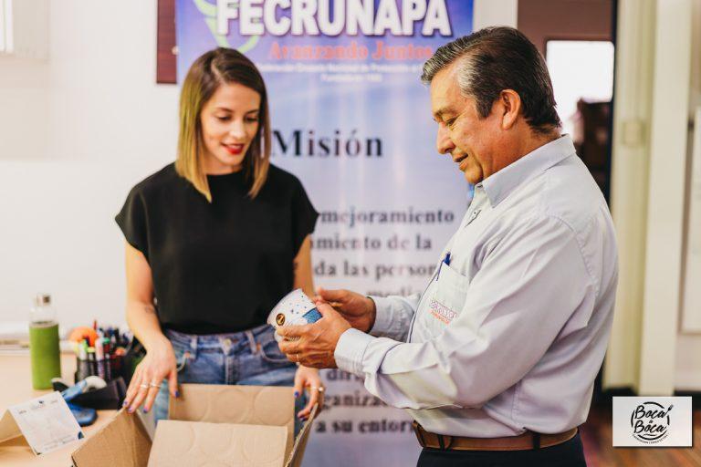 Café Leyenda realiza donación de café para abastecer 14 hogares de adultos mayores de la zona de Heredia