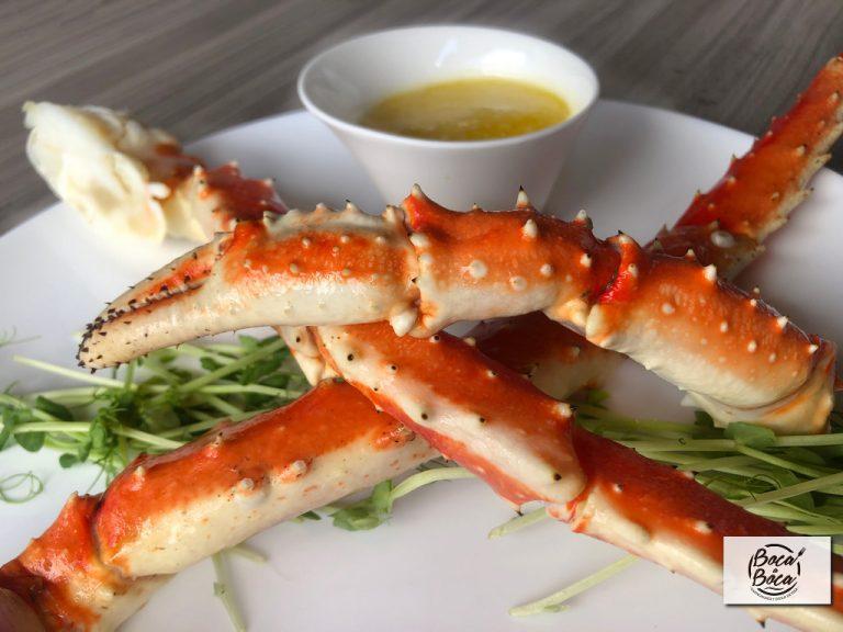 Go Fish incorpora mariscos preparados para cocinar en casa y carne de cangrejo