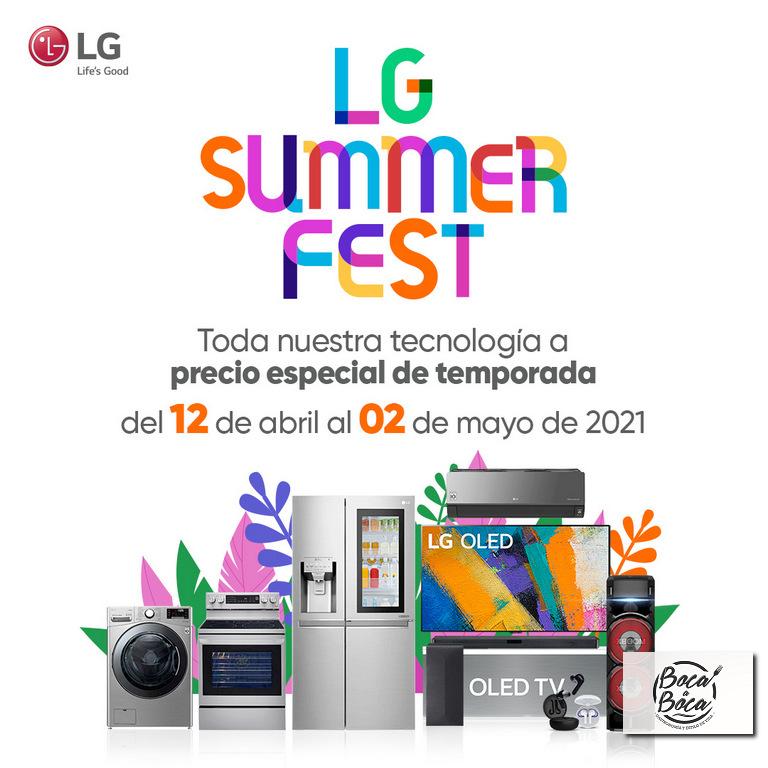 Las mejores ofertas en productos LG en Costa Rica
