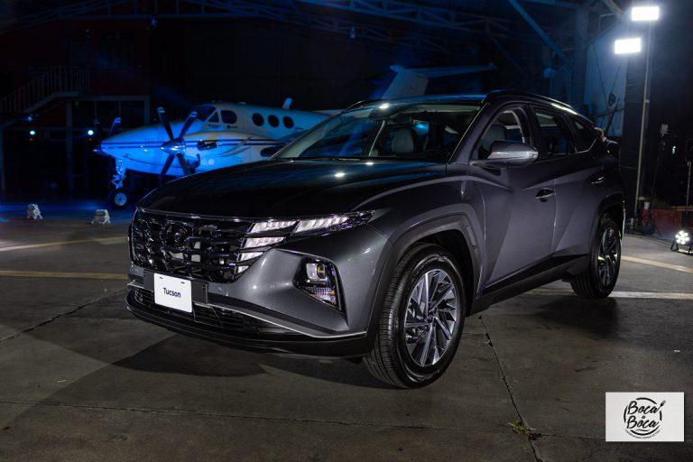 El totalmente nuevo Hyundai Tucson Turbo ya está en Costa Rica