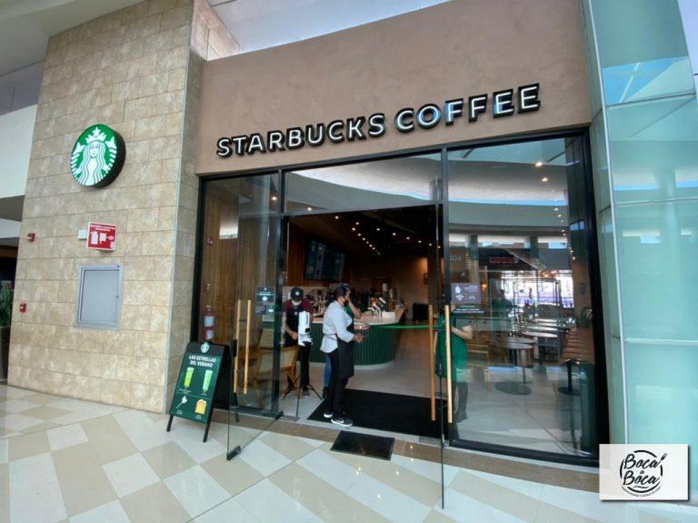 Starbucks abre su tienda en Multiplaza Escazú