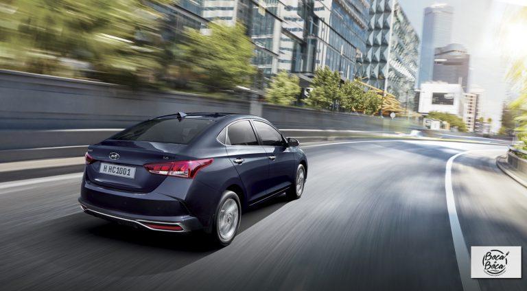 Nuevo Hyundai Accent es MÁS que un sedán