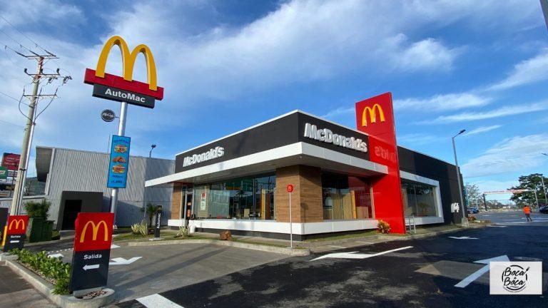 Arcos Dorados inaugura nuevo restaurante McDonald's en San Sebastián y continúa su expansión en Costa Rica