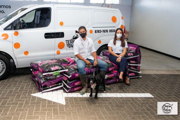 En el Día del Perro Hyundai dona 600 kilos de alimento a Territorio de Zaguates