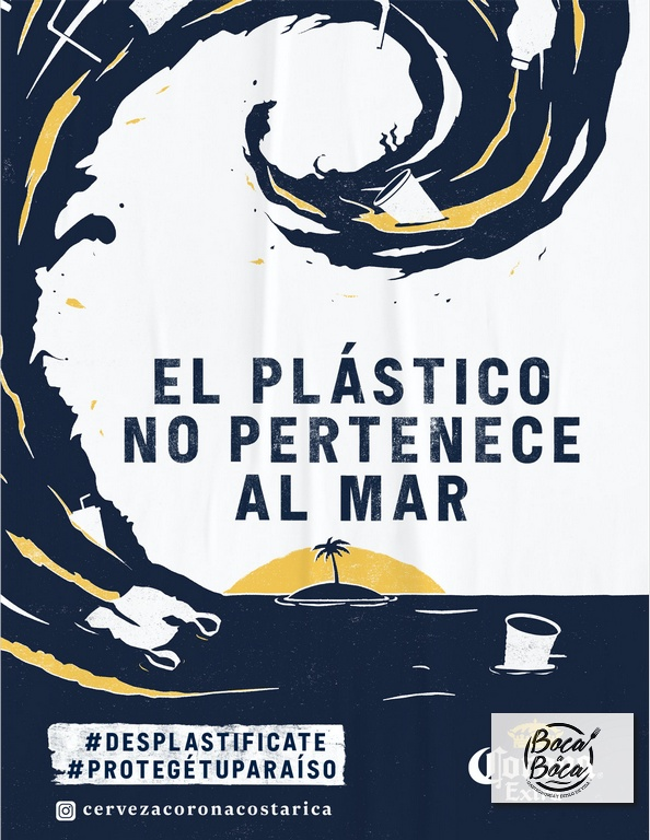 Cerveza Corona recolectará botellas de plástico para reciclarlas correctamente y evitar que lleguen al mar