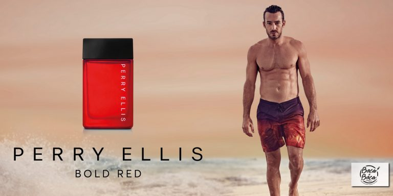 La marca Perry Ellis innova con la fragancia Bold Red, que destaca por su pasión y masculinidad.