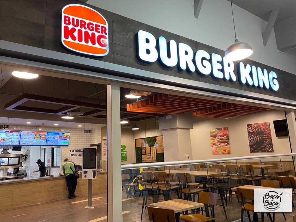 """BK Costa Rica cumple 5 años de ofrecer la mejor carne a la parrilla y preparar sus productos """"a tu manera"""""""