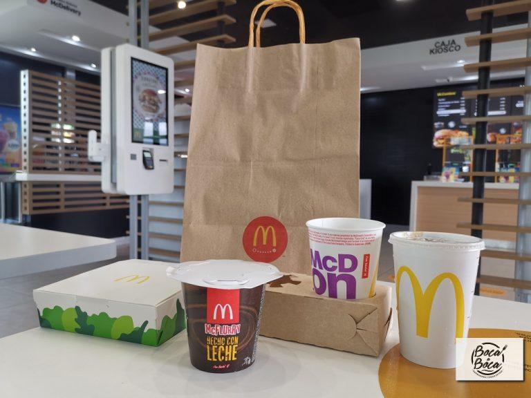 Cambio de imagen, funcionalidad y sustentabilidad destacan en la histórica evolución de los empaques McDonald's en 50 años