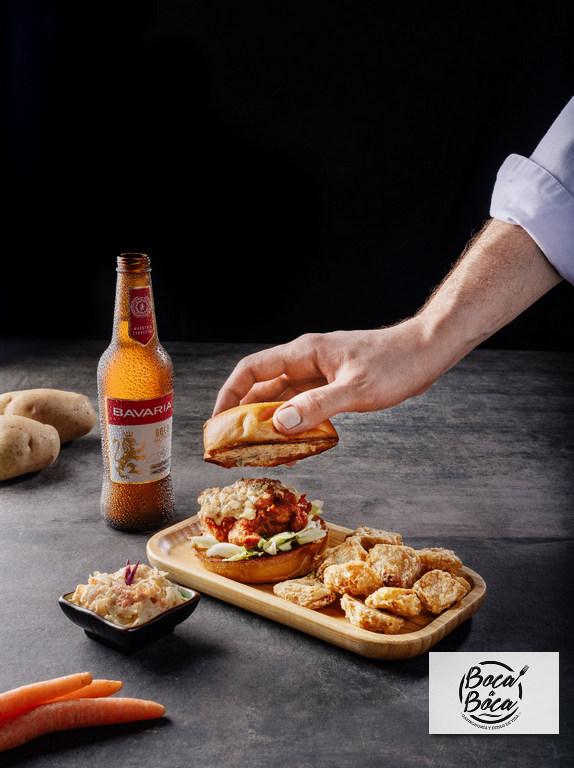 """Bavaria lanza restaurante digital """"Alma"""",  moderno concepto reúne a reconocidos chefs"""