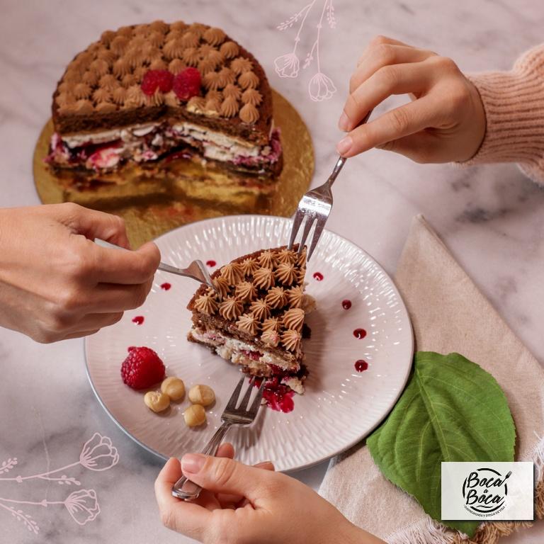 Con una delicia de Nutella, Da Noi invita a celebrar el Día de la Madre