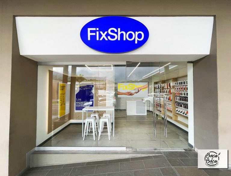 FixShop es el primer taller tecnológico con expertos de confianza, para sus dispositivos Apple